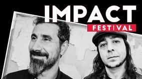 Impact Festival 2017: System of a Down pierwszą gwiazdą. Bilety już w sprzedaży