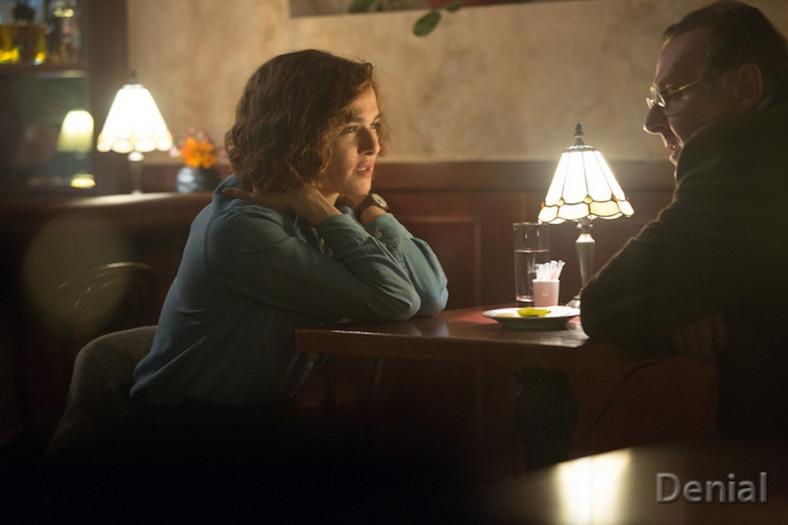 """""""Denial"""": Rachel Weisz i Tom Wilkinson"""