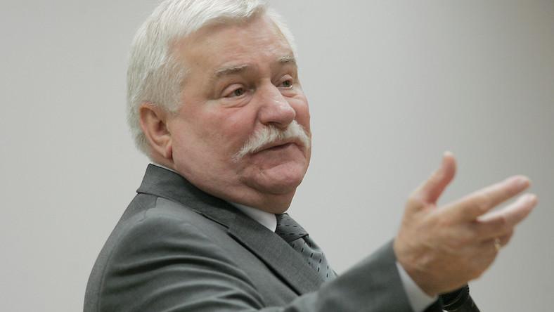 Ważą się losy Wałęsy