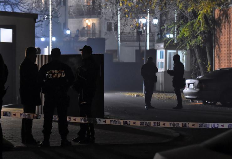 ubistvo Marka Markusa ispred hotela Sajam foto Nenad Mihajlovic