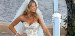 Ranking: te suknie ślubne gwiazd zrobiły wrażenie