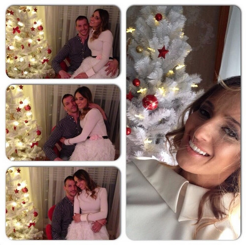 Pogledajte kako su Dača Ikodinović i Maja Ognjenović dočekali Novu godinu! FOTO