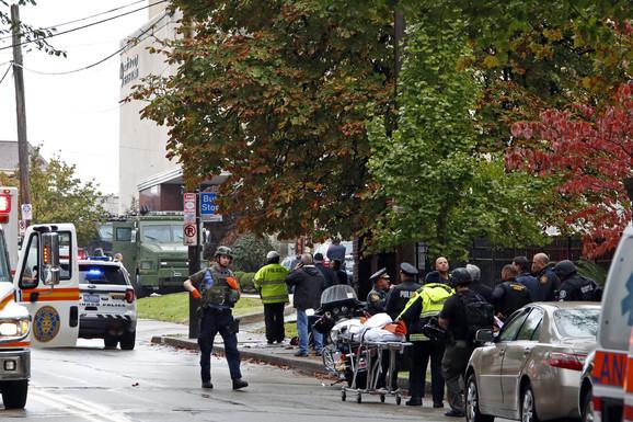 Masakr u sinagogi u SAD: Pucnjava u sinagogi, ima mrtvih i ranjenih