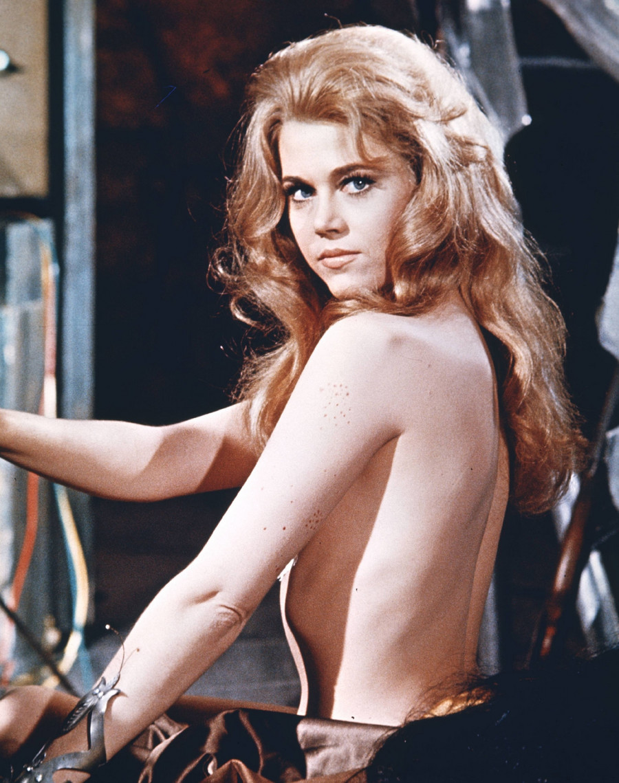 Jane Fonda jako Barbarella / East News
