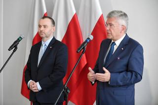 Karczewski o zmianie konstytucji: Będą kolejne spotkania ws. referendum