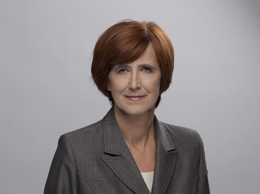 Elżbieta Rafalska, minister pracy i polityki społecznej