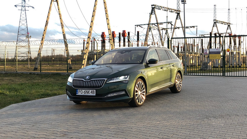 Skoda Superb iV Combi