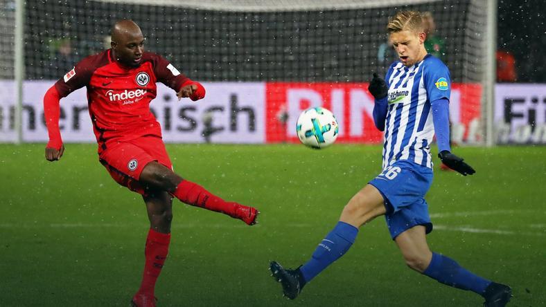 Eintracht - Hertha