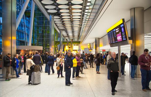 Wielka Brytania Lotnisko Heathrow
