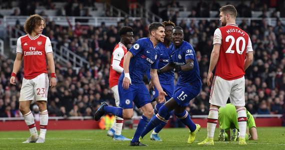 Arsenal - Chelsea, wynik meczu i relacja