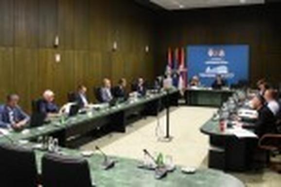 Sednica Pokrajinske  vlade