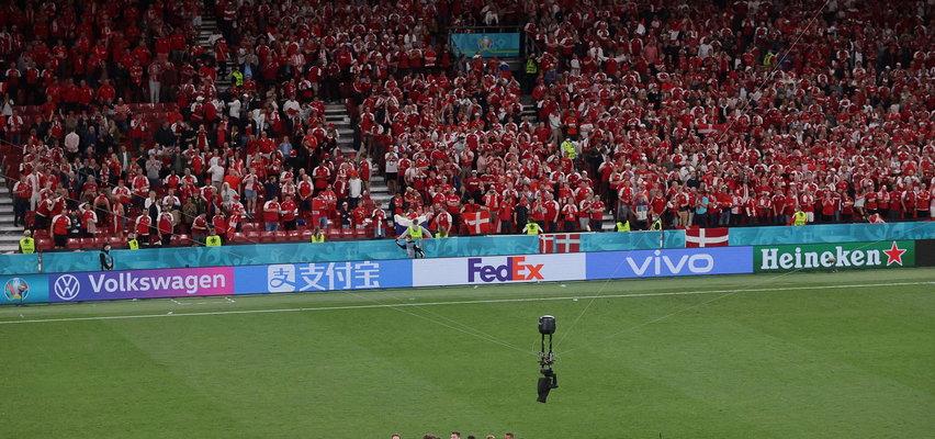 Duńczycy zrobili po meczu coś, co zadziwiło komentatorów. Po chwili był wybuch radości!