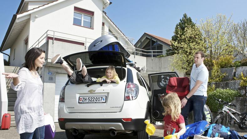 A ty umiesz spakować samochód?