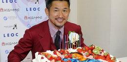 48-letni Japończyk wciąż wymiata! Właśnie strzelił bramkę
