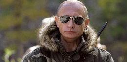 Putin. Twardziel na Syberii. FOTY