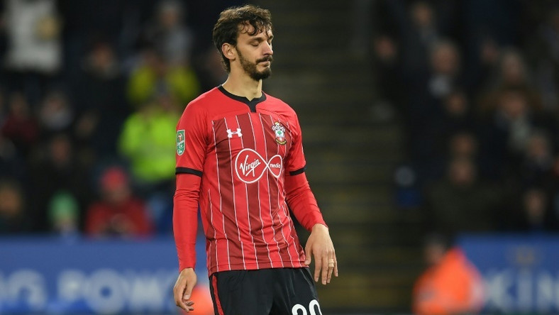 Manolo Gabbiadini endured a frustrating spell with Southampton