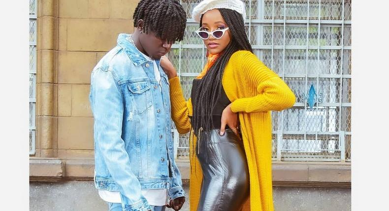 Miss P and Willy Paul