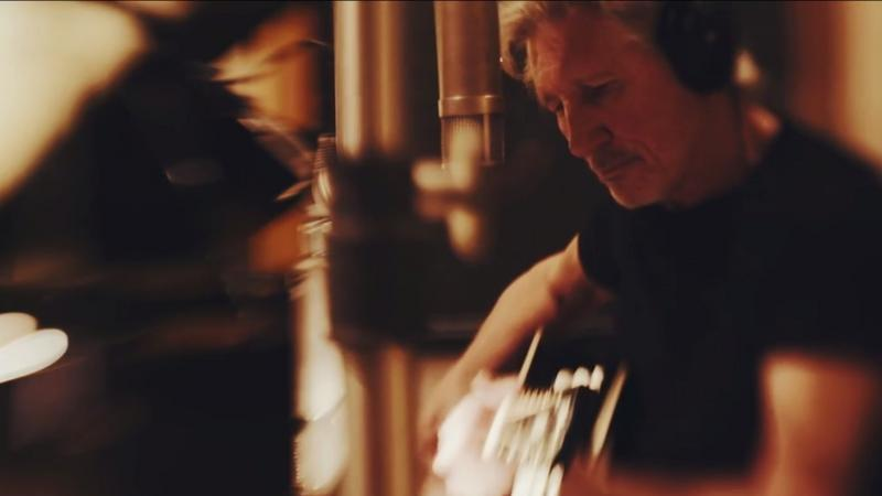 Roger Waters w studio