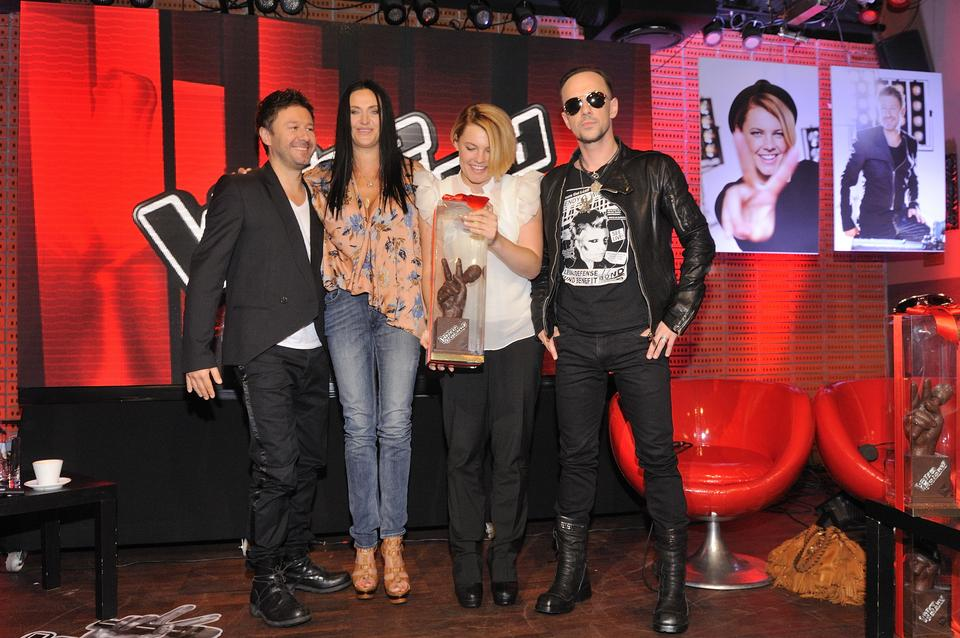"Konferencja ""The Voice of Poland"""