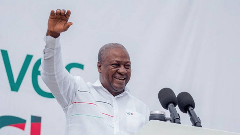 Ghanaians can make their own judgement between NPP and NDC – Mahama