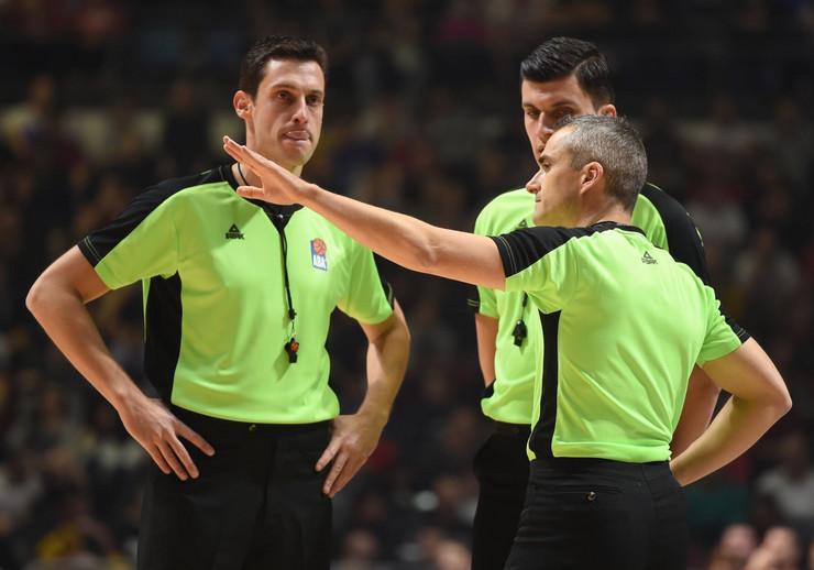 Košarkaške sudije