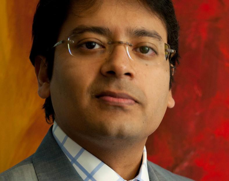 prof. Lutfey Siddiqi ekonomista, inwestor, były bankier inwestycyjny (pracował dla UBS); wykładowca London School of Economics i Narodowego Uniwersytetu Singapuru; członek Komitetu Bretton Woods fot. Materiały prasowe