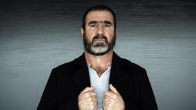 Nagi Cantona na okładce magazynu