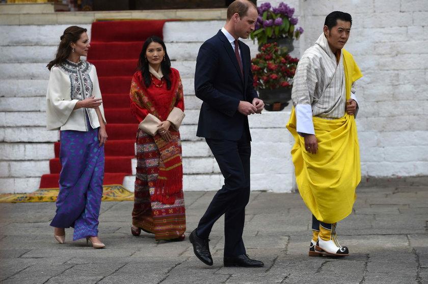 Kate Middleton Himalajów podbiła serca internautów