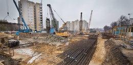 Ruszyła budowa metra na Woli. Znaleziono kości