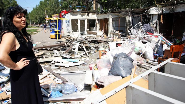 Od wczoraj prowadzone są walki w niektórych dzielnicach zajętej przez separatystów stolicy regionu - Doniecku. Administracja Doniecka mówi o co najmniej trzech ofiarach i uszkodzonych budynkach.