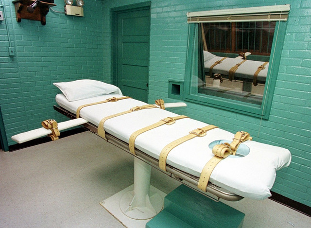 Smrtna kazna zakonski komplikovana u Montani