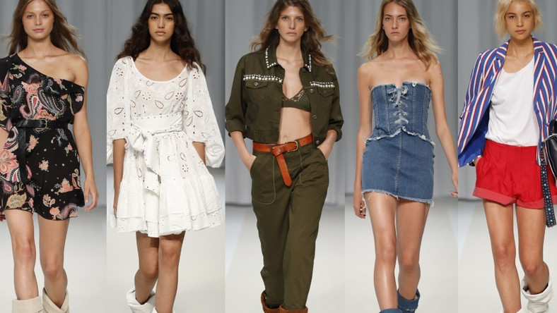 W najnowszej linii White Label króluje różnorodna paleta barw inspirowana Morzem Śródziemnym zestawiona z kobiecymi detalami.
