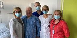 """Wałęsa po operacji. """"Dziękuję, wszystko się udało"""""""