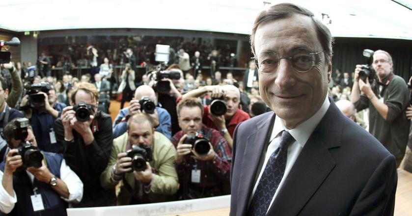 Doktor Draghi przepisuje leki uspakajające rynkom i wydłuża czas trwania QE