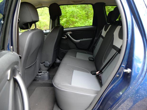 Dacia Duster 1.5 dCi 4WD