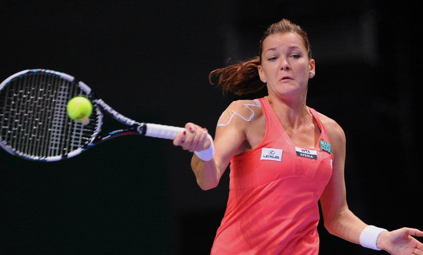 Mecz tenisowy Agnieszka Radwańska vs. Serena Williams