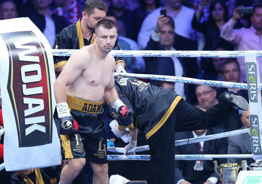 Tomasz Adamek powalczy z Przemysławem Saletą na gali Polsat Boxing Night!
