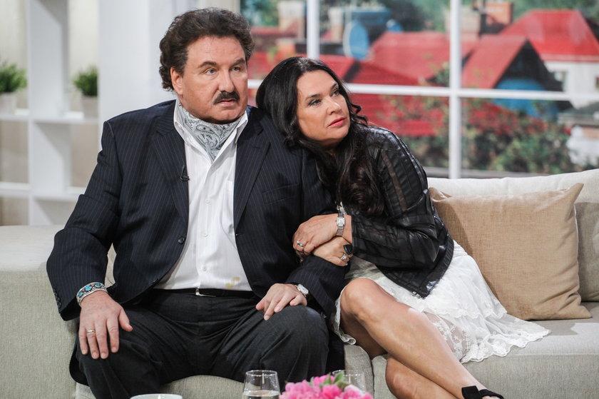 Krzysztof Krawczyk i Ewa Krawczyk