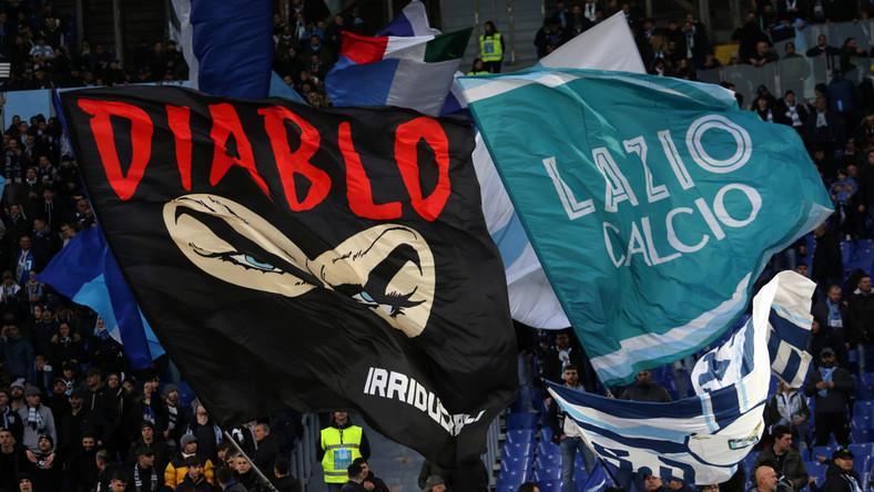 Kibice Lazio Rzym