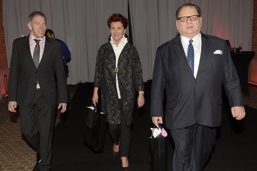 Dariusz Rosati, Jolanta Kwaśniewska, Ryszard Kalisz