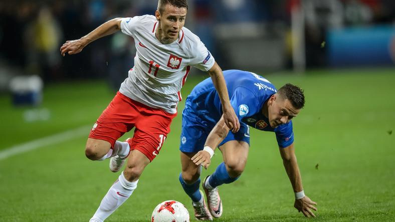 Polacy przegrali pierwszy mecz z dryżuną Słowacji