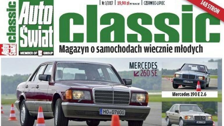 Auto Świat Classic 3/2017