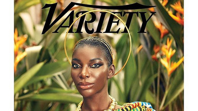 Michaela Coel graces Variety's 2021 Power of Women cover representing her root (PHOTOS)