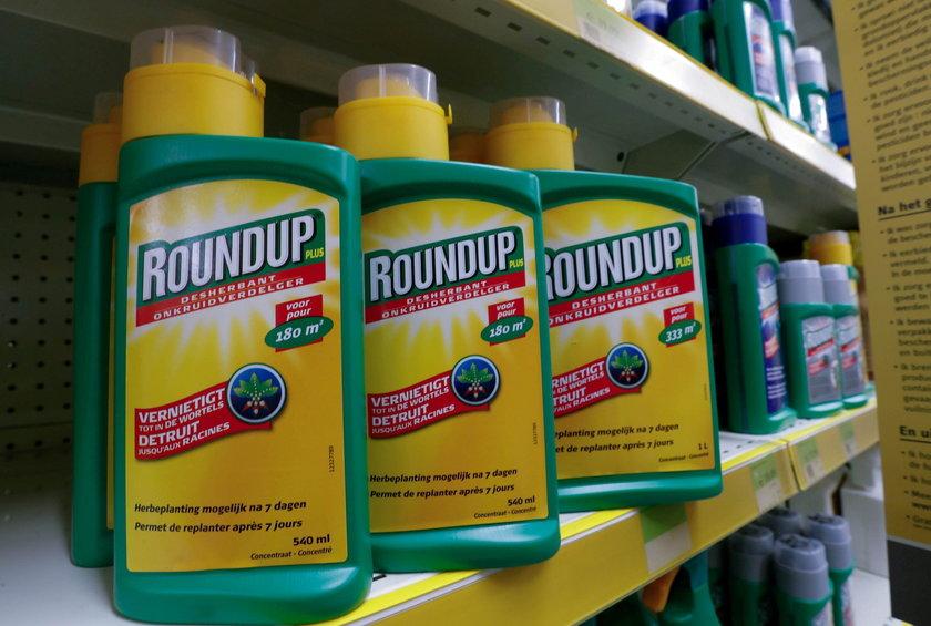 To już trzecia sprawa przegrana przez Monsanto w Kalifornii