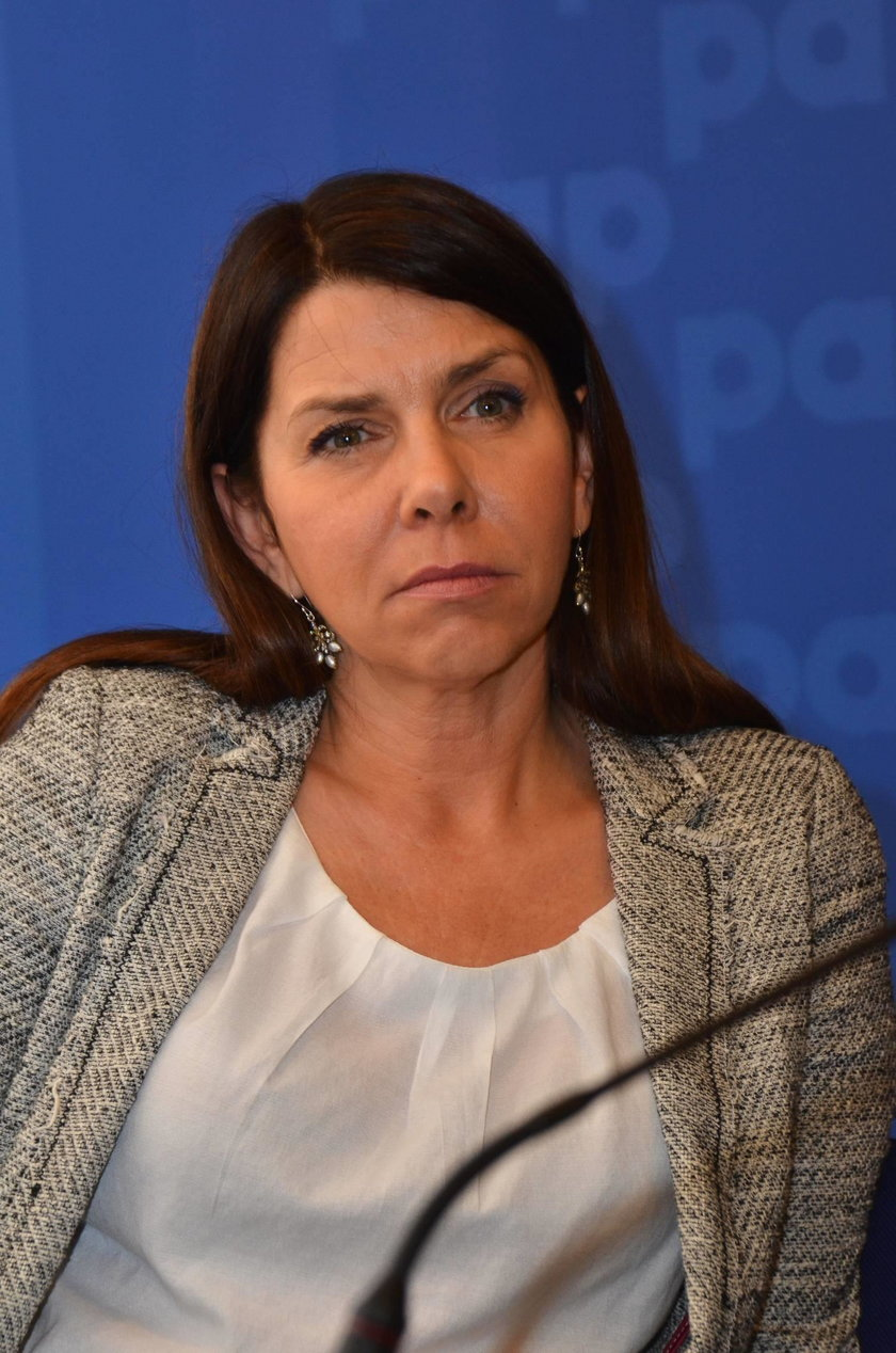 Kolenda-Zaleska ostro o Dudzie: pluszakowa prezydentura