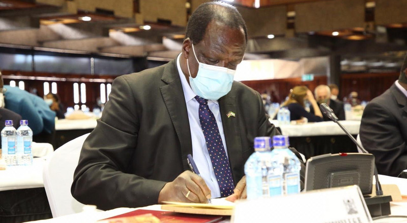 Oparanya once again ranked as best performing Governor, Mvurya in 2nd place