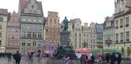 Adaś przyjechał do Wrocławia