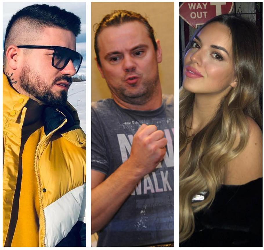 MC Stojan, Željko Šašić i Sonja Vuksanović
