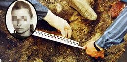 Udusił kolanem Joannę, zgwałcił i zakopał w płytkim grobie