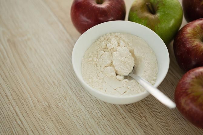 Kvasac možete da napravite i od jabuka